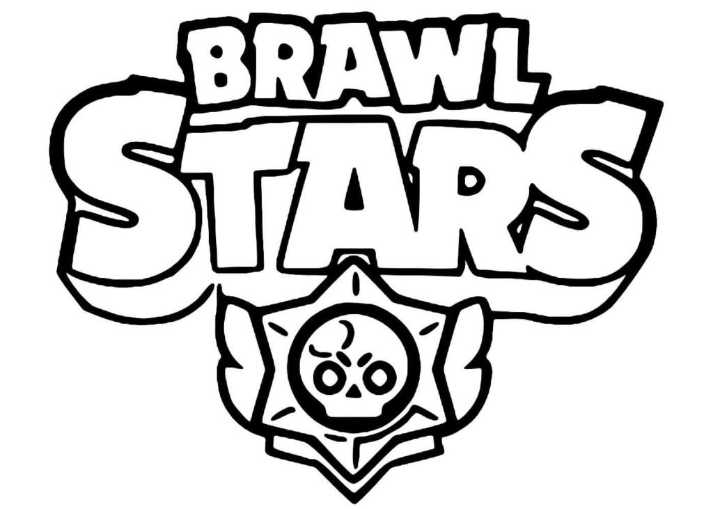 Brawl Stars Coloring Pages Print 350 New Images