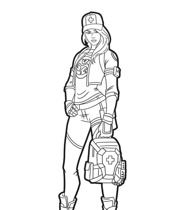 Fortnite Coloring Pages. 200 New Images Print For Free