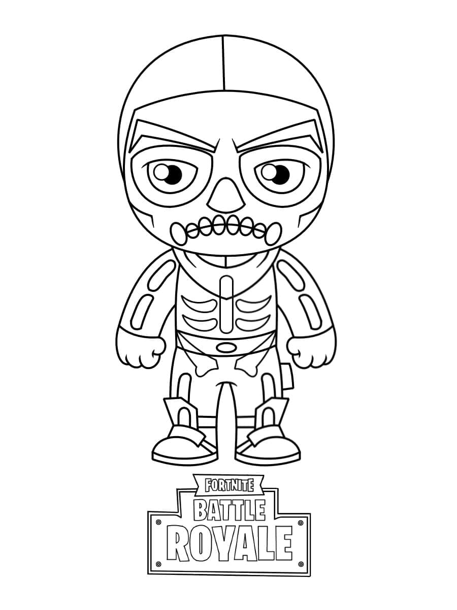 Fortnite Coloring Pages. 150 images. All Seasons. Print ...