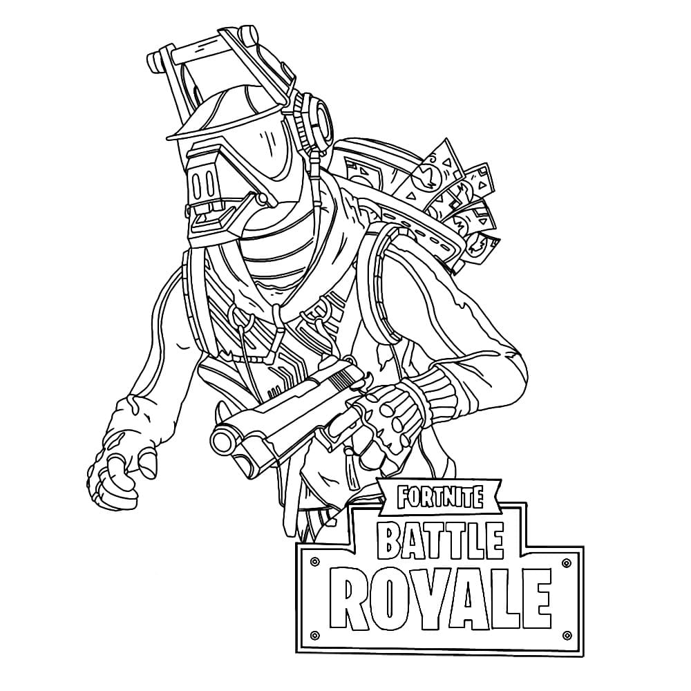 Fortnite Coloring Pages 200 New Images Print For Free