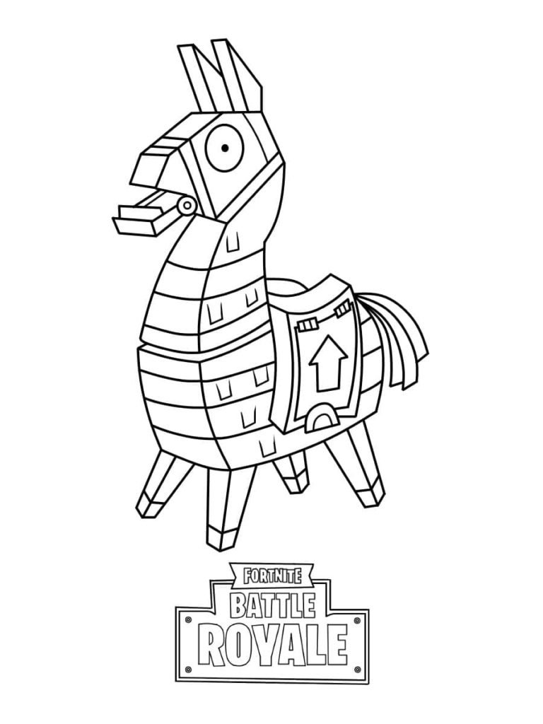 - Fortnite Coloring Pages. 150 Images. All Seasons. Print For Free