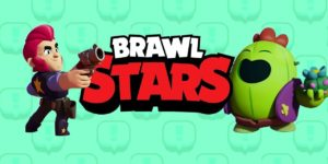 Bilder Brawl Stars. Sandy, Spike, Leon, 8 Bit und andere Helden