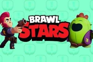 Imágenes Brawl Stars. Sandy, Spike, Leon, 8 bit y otros héroes