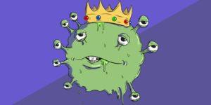 Прикольные картинки про Коронавирус. Лучшие мемы про карантин