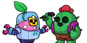Images of Sprout Brawl Stars. History of occurrence the robot