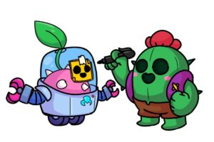 Images de Sprout Brawl Stars. Antécédents d'occurrence