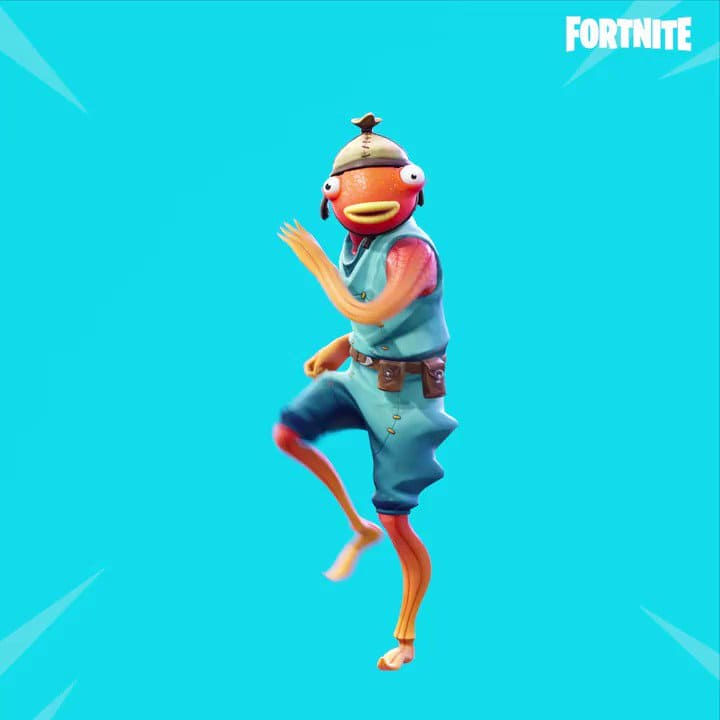 Poiscaille (Fishstick) Fortnite. Fonds d'écran, Images