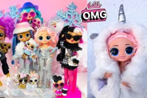 Photos LOL OMG. Over 100 beautiful Images of dolls LOL OMG
