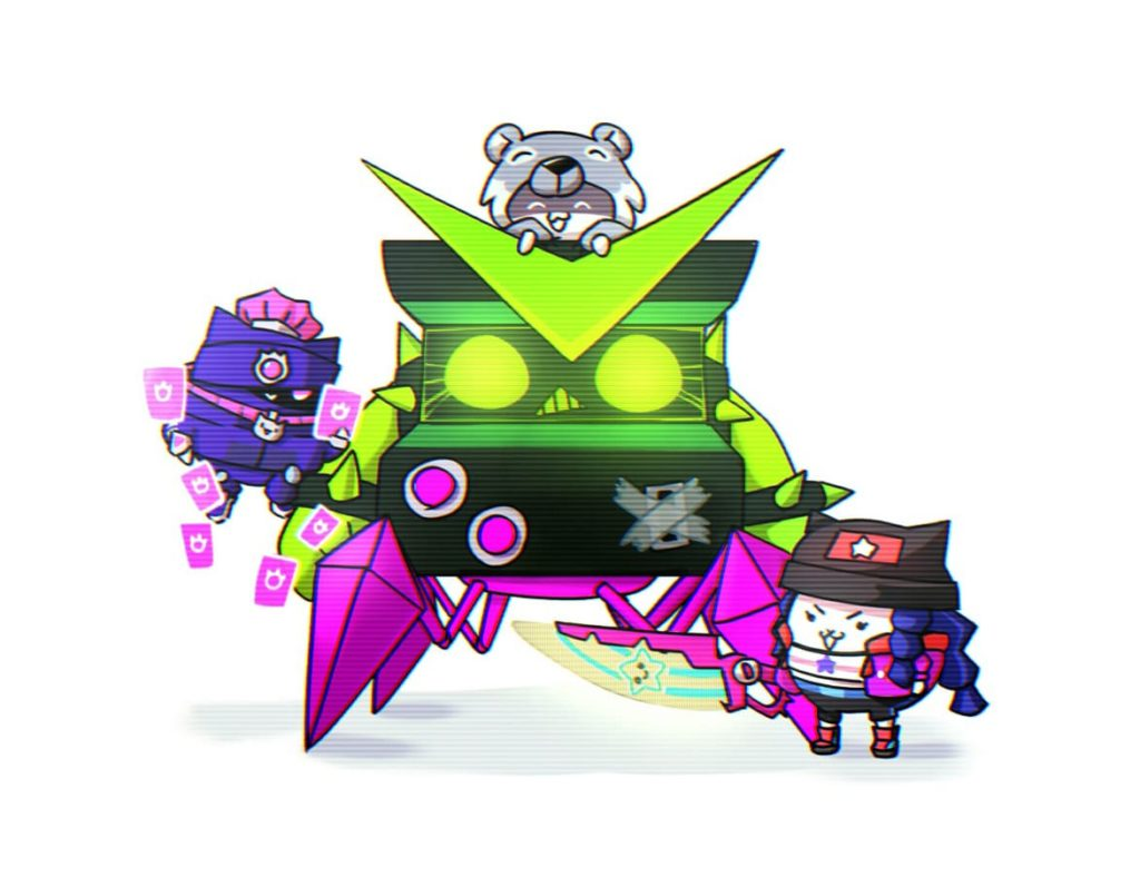 Images 8 Bit and Virus 8 Bit Brawl Stars. Best collection