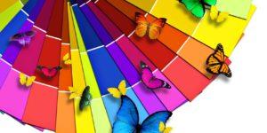 Яркие и красивые радужные картинки. 90 изображений