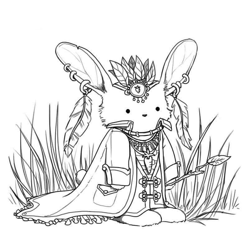 ausmalbilder kawaii tiere einhorn - coloring and drawing