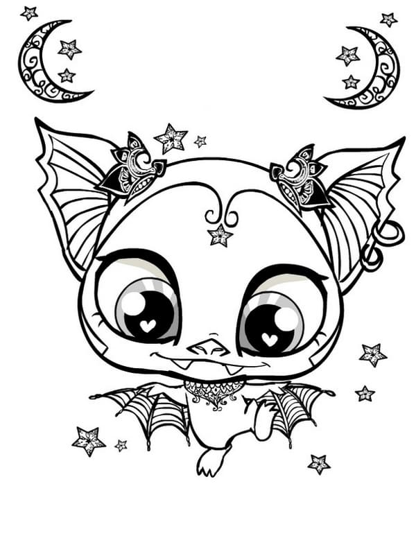 120 Kawaii Coloring Pages The Best Collection Print For Free