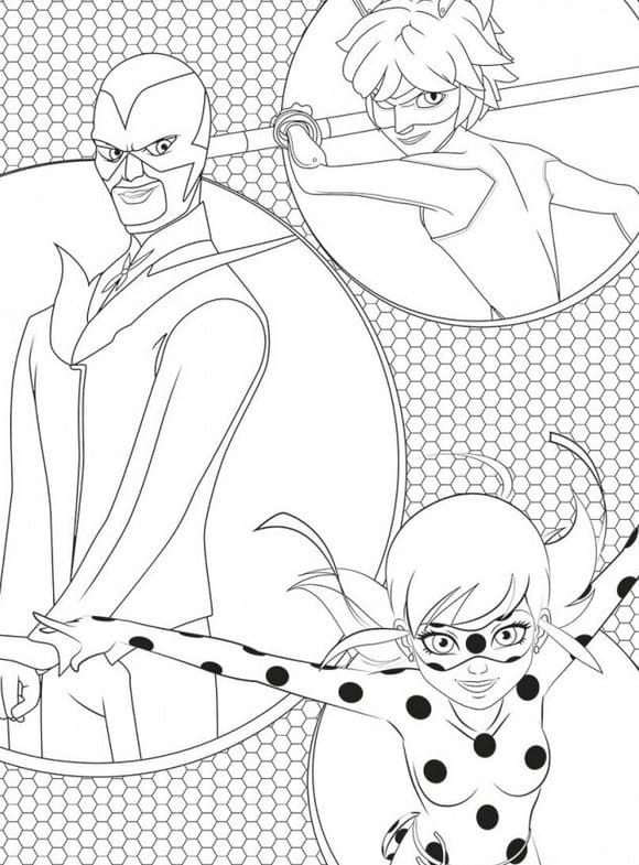 FREE Ladybug Coloring Pages to Print Out and Color! | 785x580