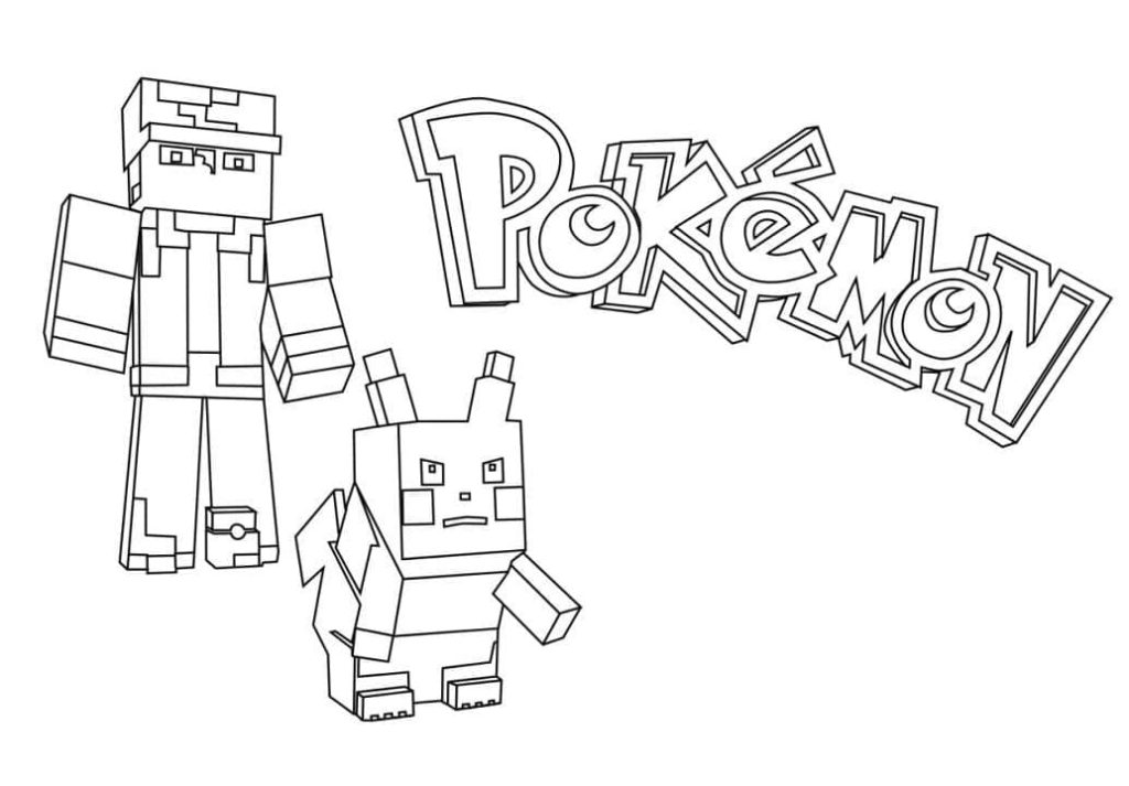 100 Minecraft Coloring Pages Print Or Download Wonder Day