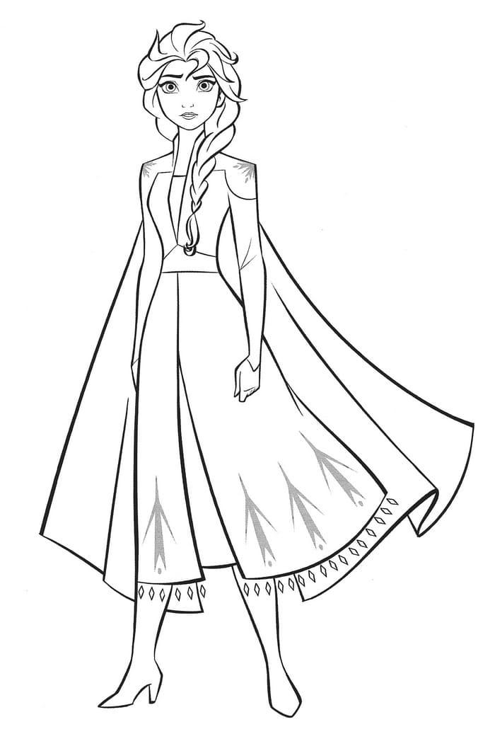 Eidechse Eiskönigin 2