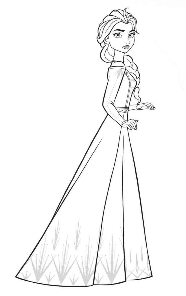 Disney's Frozen Coloring Pages And Printables For Kids!   Frozen coloring  pages, Frozen coloring sheets, Frozen coloring   1024x643
