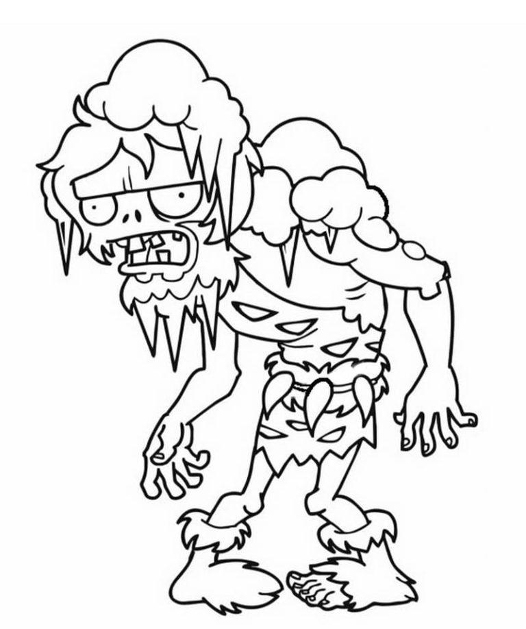ausmalbilder pflanzen gegen zombies alle teile 1 2 3