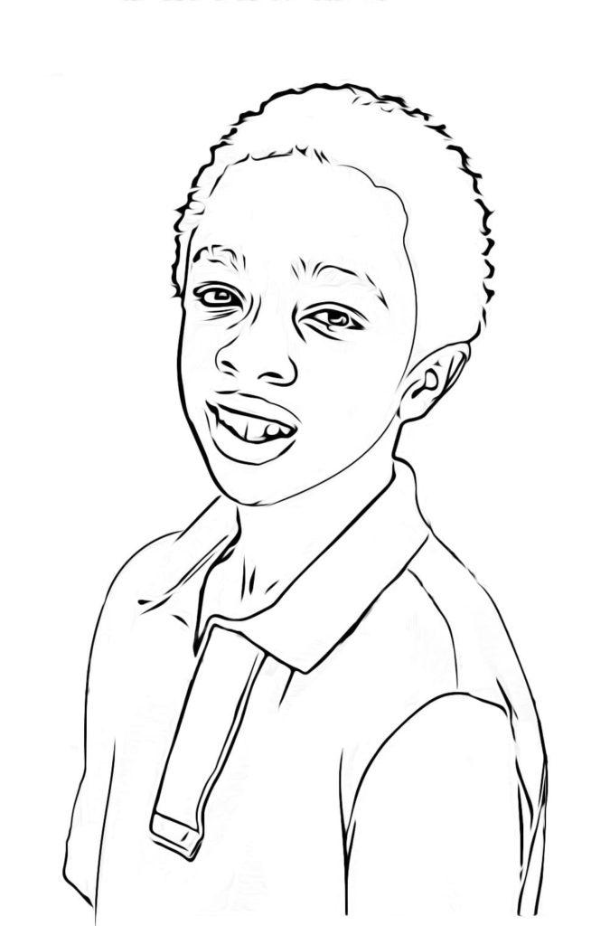 Coloring Pages Stranger Things. Top Collection. Print for free