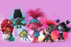 Les Trolls Tour du monde 120 Meilleures Images. Trolls: World Tour (2020)