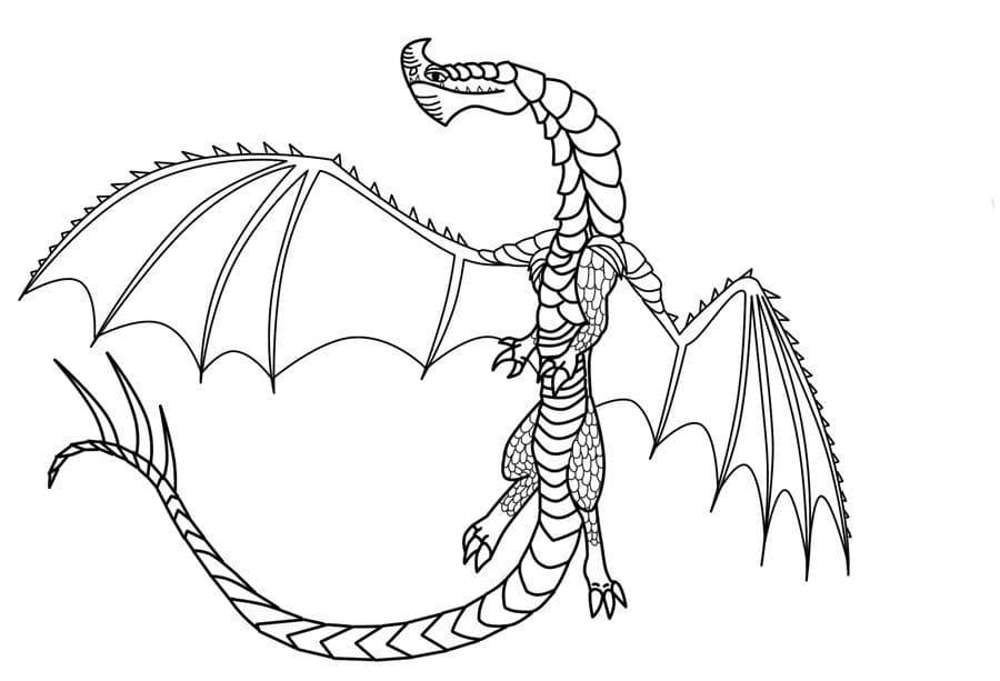 Drachenzahmen Leicht Gemacht Ausmalbilder 100 Zum Ausdrucken