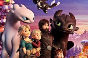 Coloring Pages How to Train Your Dragon 3. Best Collection