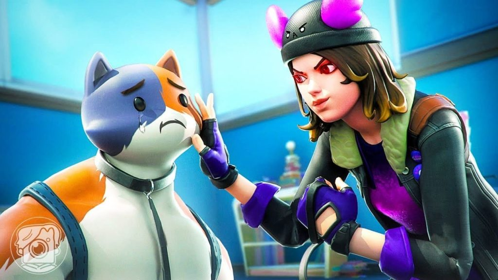 Best Images Skye Fortnite Love Skye And Meowscles