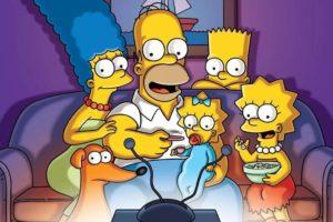 Раскраски Симпсоны. 100 изображений, распечатать А4