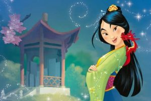 Mulan Coloring Pages. Print Disney Princess for Free