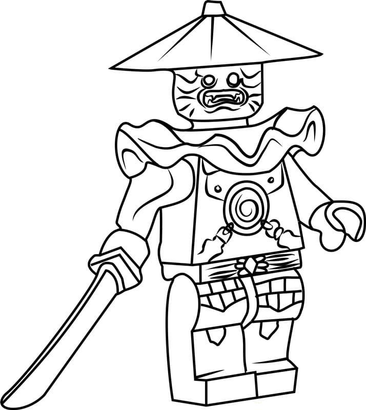 ninjago schlangen ausmalen  kinder ausmalbilder
