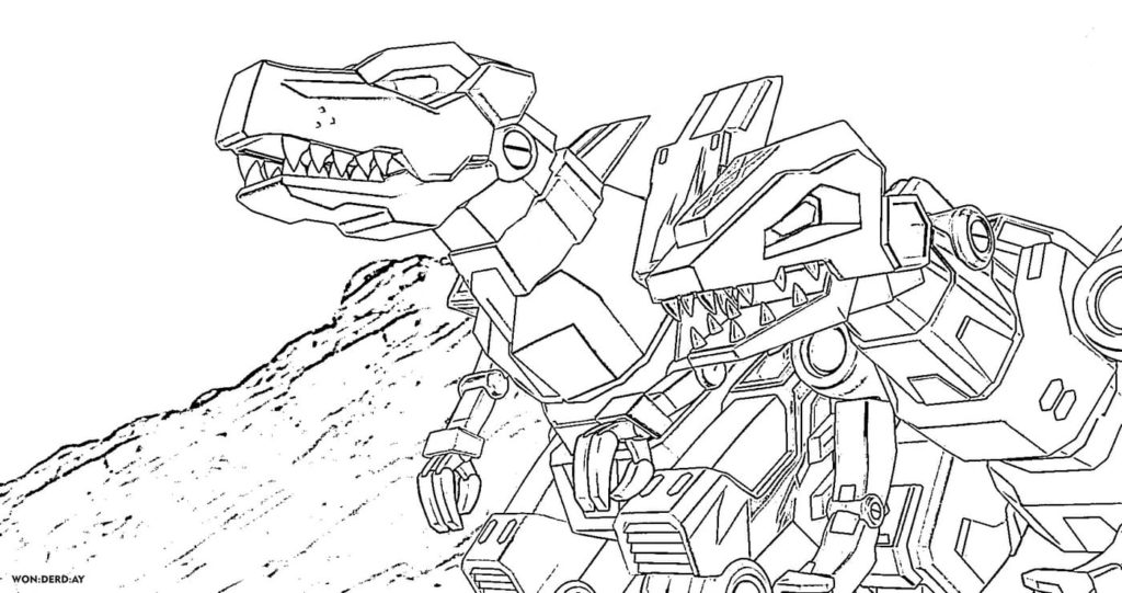 Coloring Pages Screechers Wild. Print for free. Cool collection