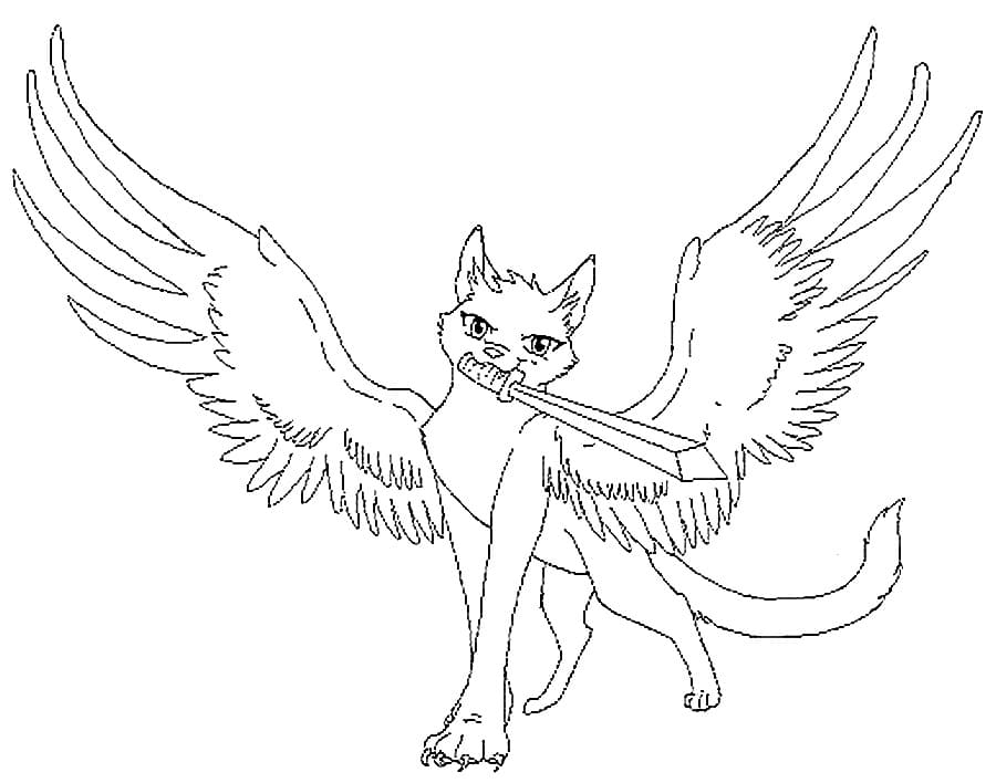 - Warriors Cats Coloring Pages. 90 Free Printable Coloring Pages