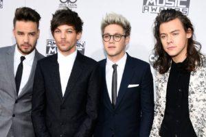 One Direction Ausmalbilder zum kostenlosen Drucken