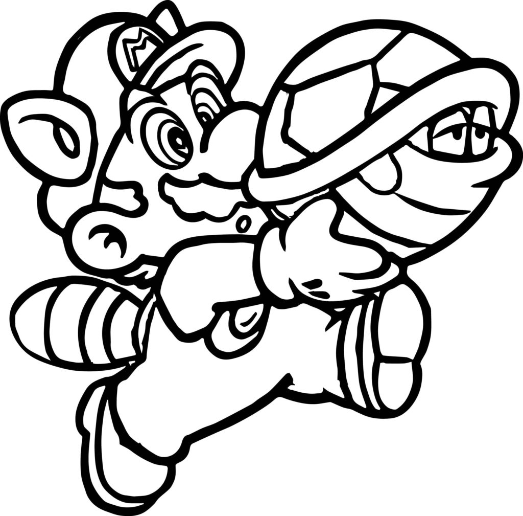 100 Coloring Pages Mario for Free Print   Mario and Luigi ...