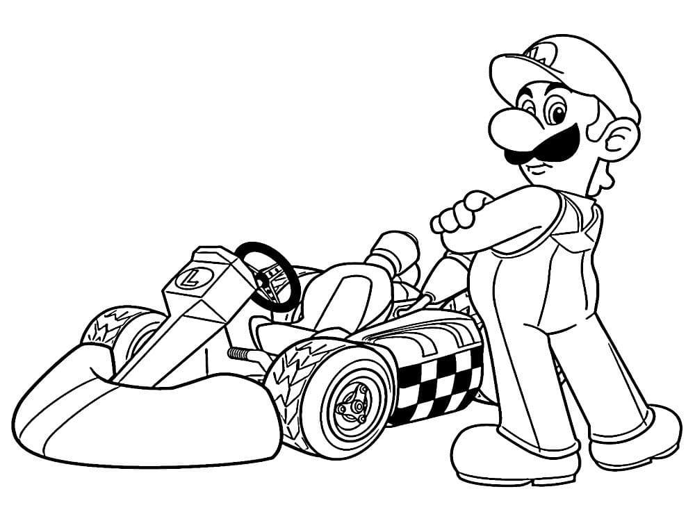Bilder kostenlos mario Ausmalbilder Mario