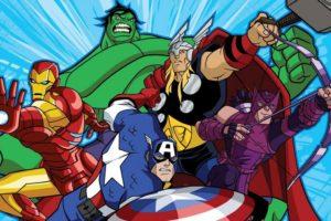 100 Dibujos de Superhéroes para Colorear. Imprime gratis