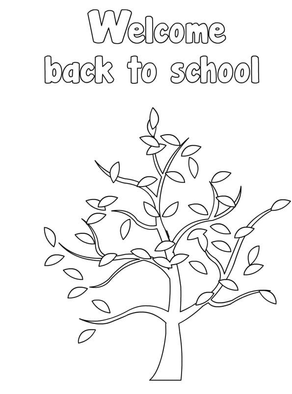 Back to School Coloring Pages. Free 65 Printable Images