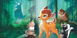 Bambi coloring pages. Print coloring pages free for Kids