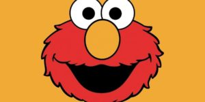 Coloring pages Elmo Sesame Street. Print for free