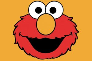 Ausmalbilder Elmo Sesamstrasse zum drucken