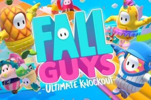 Раскраски Фолл Гайс (Fall Guys). Распечатать бесплатно