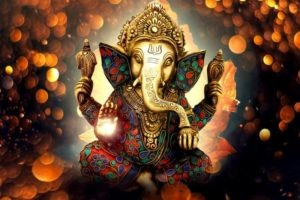 Ganesha Coloring Pages. Print for Free