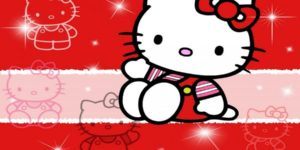 100 Coloring pages Hello Kitty For Print