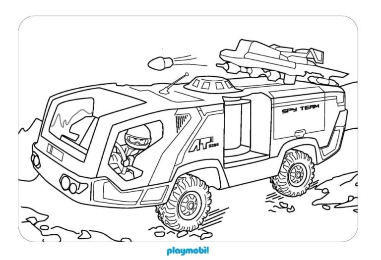 playmobil ausmalbilder kostenlos drucken  wonder day