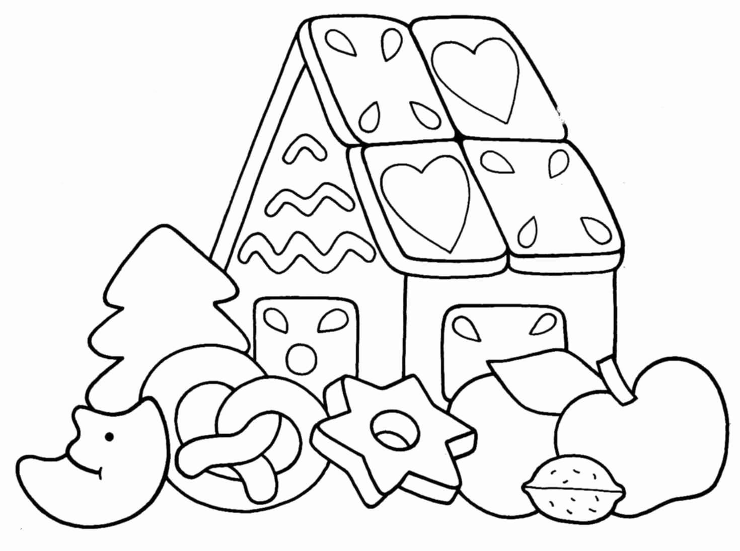 Dibujos para colorear para niños de 5 años. Imprime gratis
