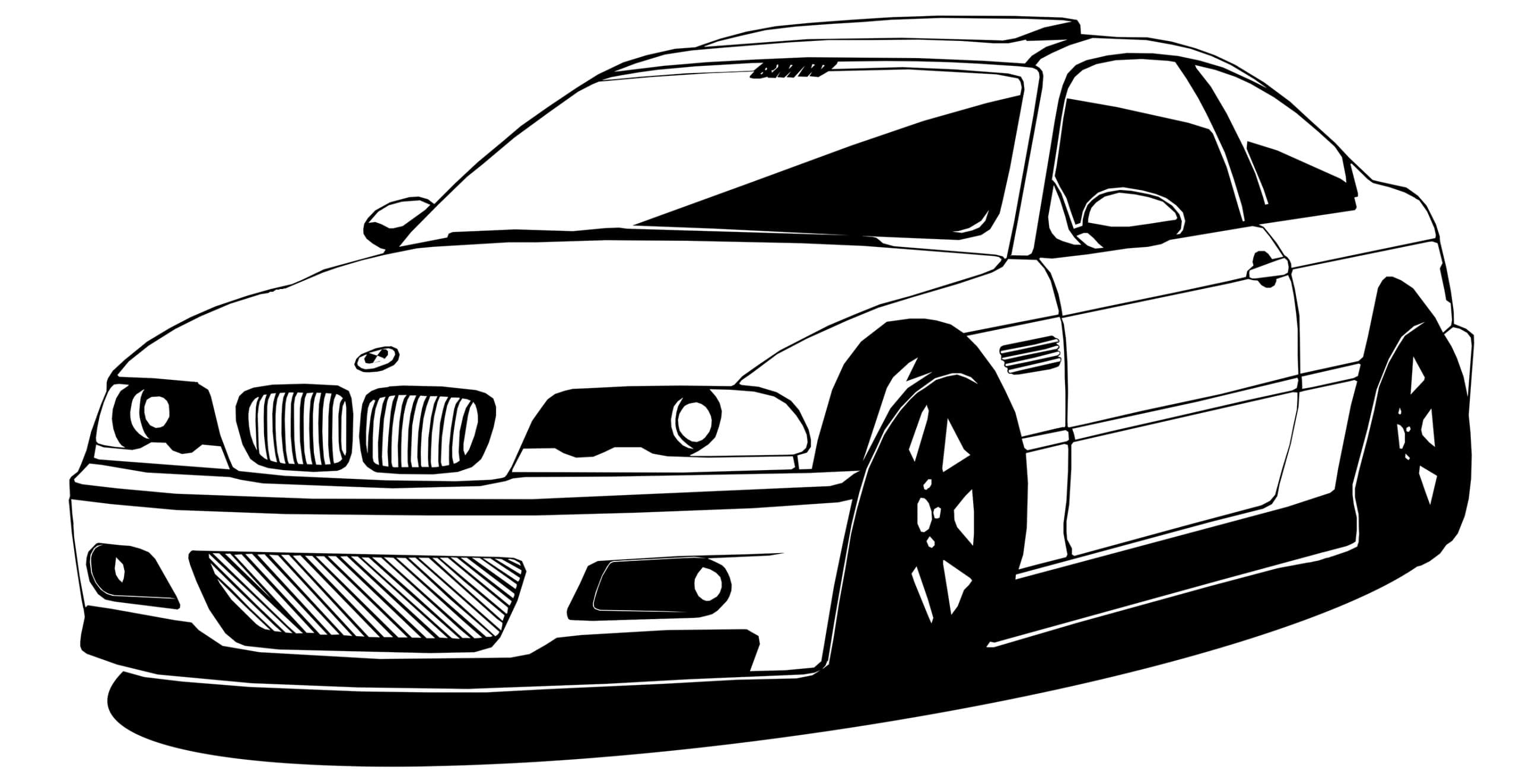 ausmalbilder bmw m  tag for bmw cars coloring pages