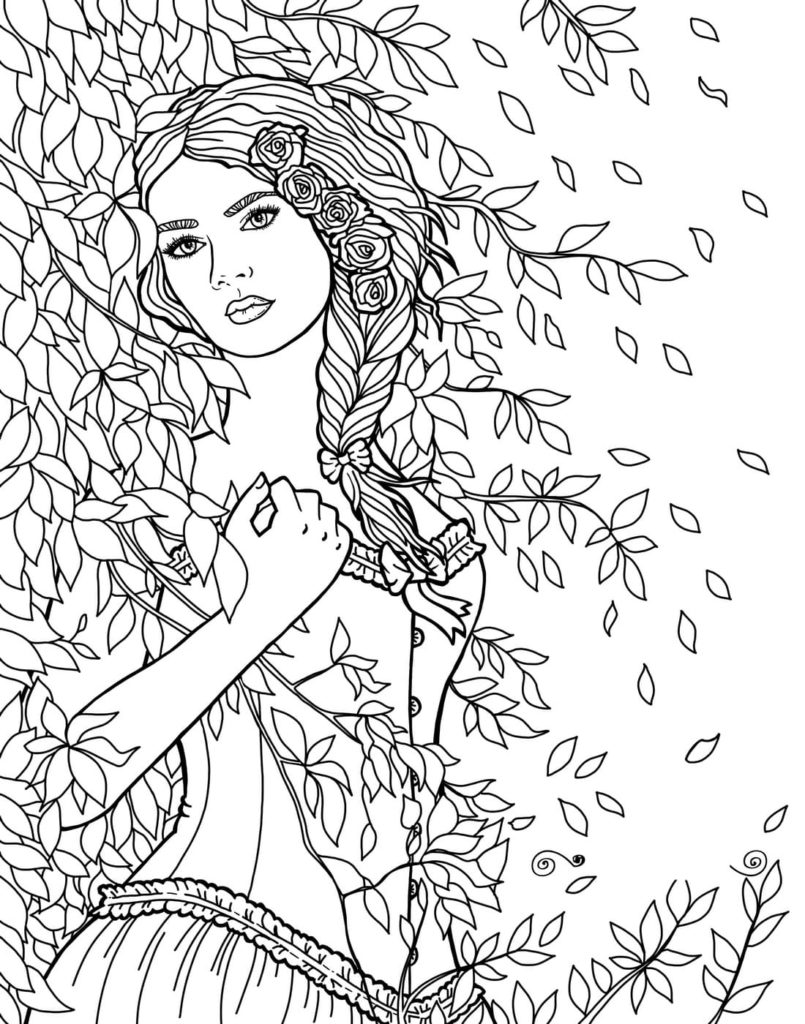 Fall Coloring pages. 120 Free Coloring Pages for Kids