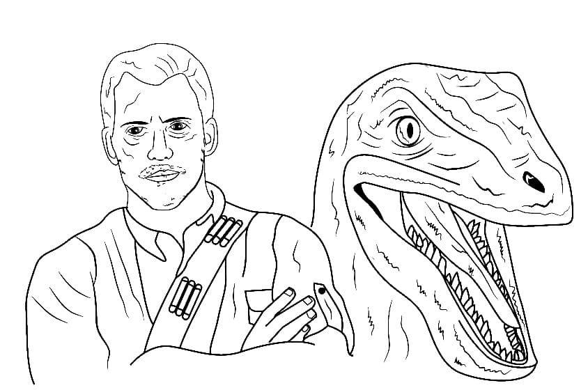 Jurassic World Coloring Pages 80 Best Coloring Pages For Kids Estas piezas de arte son perfectas para cualquier amante de los dinosaurios o fan de jurassic park! jurassic world coloring pages 80 best
