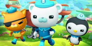 Octonauts Coloring Pages. Print free for Kids