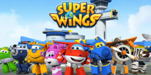 Super Wings Coloring Pages. Print for Kids