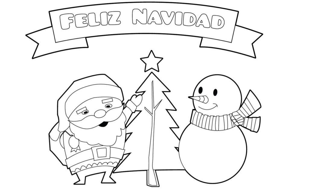 View 19 Feliz Navidad Adornos Navideños Dibujos De Navidad Para Colorear E Imprimir Grandes